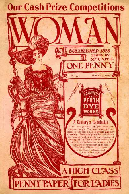 1904 cover of Woman